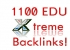 1100 EDU Backlinks For Your Website Url For Seo Blog Comment, Google Love Advertising With Scrapebox
