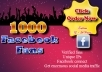add 1000+ Verified Facebook Likes To your Page Guaranteed