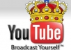 get you not less than 1000 YOUTUBE Views + 10 Likes + 10 Subscribers Real Human