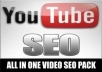 give You not less than 50+ Backlinks, 200+ Real Human Views to a Youtube Video of Choice