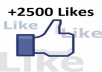 Get You 100% Real 7500 Facebook Fan Page Like