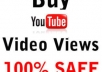 get You a Very Fast Real Human 13000+ Youtube Views