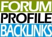 create 1000 PR8 to PR1 DOFOLLOW BACKLINKS