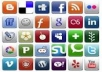 social BOOKMARK your site on 1000+ Social bookmarking sites with Rss and Ping Send live report of all backlinks only