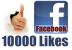Guaranteed 10000+ facebook page likes in 20minutes, all real and active fb fans Without ID Pass
