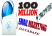 Blaster Your Ads to 50000 WordWide Email