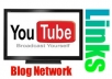 get you 10 Youtube embeds links in my blog network
