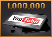 Provide 1 Million (1,000,000) Youtube Views , to your Youtube Video