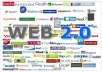GIVE YOU 25 HIGH PR(1-9) WEB 2.0 PROPERTIES
