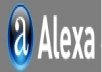 DRAMATICALLY reduce your Alexa Rank, under 2 Millionen, if you like