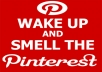 Make You a Pinterest Account With 1000 Pins, 1000 Likes and 1000 Followers