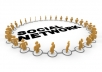 create 320 dofollow Profile Backlinks from top authority sites within 12 hours