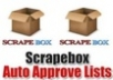 give you my top list of 210,000 auto approve blogs for use in scrapebox fast poster