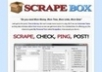 Provide  you my Amazing list of 1,000,000 blogs to post to using scrapebox fast poster