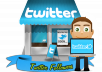 give you   200 Twitter Followers ,very fast