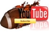 give  250+ real  human you tube likes your new you tube video chanel with in 48 hours
