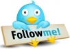 give you 1000 real Twitter Follower Only