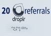 Make your Droplr account up to 4GB with 20 Referrals FOREVER