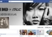 design a Professional Facebook Timeline Cover Business or Personal Use plus FREE Profile Picture Avatar, Extra Background,Pictures Retouched 