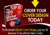 willing to make you the best ebook cover 
