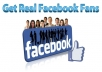 Provide 2000+ Real FACEBOOK Likes to your Facebook FanPage without Admin access just in 24 hours