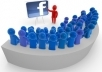 *****give 800+ Facebook likes on your fanpage and advertise your website to 300,000+ twitter followers in 48 hours