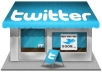 design a creative , cute and attractive twitter background for you..@@