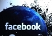 do 50 facebook status or post likes of your fb profiles or fanpage ..@!!