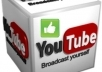 *****give you 100 youtube video likes or 10 comment or 10 favorites in less 3 days without admin access *****