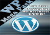 Give You WordPress Mega Pack