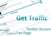 promote your website link on our twitter with 10,000+ followers, 10 tweets per day for 4 days..@!!