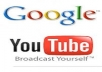 Increase your 50+ real google+1 vote,150+ real youtube video like, 150+ real youtube Viwes to your any link