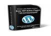 Give You New Easy Wordpress Sales Pages / plugin fore just only