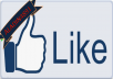 Give You  1500++  USA     Bonus  REAL and ACTIVE   facebook fanpage likes