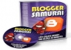 teach you Autoblog samurai on how to utilise blogs and generate automated profit and income 