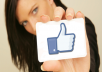 add 1700 Facebook Fanpage likes from european and american country fast delivery