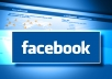 600 real facebook likes to your fanpage