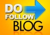 Get Your Website To 3000 Auto Approve Blogs With Comments 