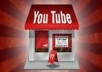 give you 100% Real 5000 Worldwide YouTube Views In 48hrs