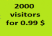 show you were to buy 25.000 visitors for 7 days