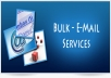 send you targeted,quality and verified fresh LEGIT 90 millions bulk email list for your business,social network,and marketing service