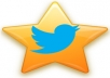 quickly Deliver 100+ TWITTER Favorites From 100 Unique Profiles