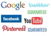 give u 50facebook like,50twitter follower,50google+1,fo pinterest follower & 50 youtube like