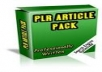 give you large VIP PLR articles in all catigories