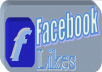 GIVE YOU 3000 ++ FACEBOOKS LIKES FAN PAGE WITHOUT passwords