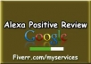 give you an SEO site review of your Website as well give you full Report