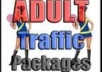 Send You  A Secret site Where You Will Get Adult Traffic To Your Dating and Adult Site