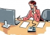 do any kind of data entry, personal assistant, typing, scraping or Data mining works up to 3hours