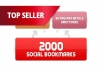 75 PR3 to PR8 seo LlNKWHEEL and 2000 social bookmarking backlinks