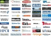syndicated your sites to top tier news wires such as Banks.com, Boston.com, PE.com, Topix.com and dozens more high authority sites